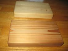 Spruce Half Blocks
