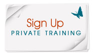 Sign up for Private Training